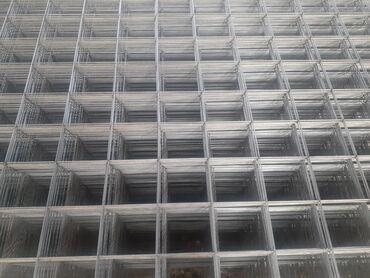 сетка мак в бишкеке в Кыргызстан: Сетка-мак 05.07.1к/ч.1.5к/ч. 10×10.15×15.20×20.+арматура цемент цены