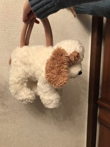 Шикарная итальянская сумочка собака! в Бишкек