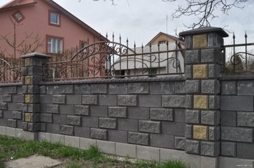 Пескоблок кладка кирпича кирпич в Бишкек