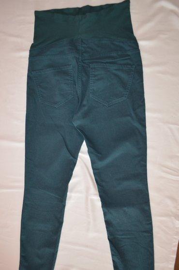 Trudnicke pantalone, bez ostecenja. Velicina 42 - Beograd