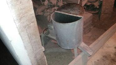 Зоотовары - Кок-Ой: Рушилка (теребилка,лющилка)для кукурузы. ссср Движок 3х фазный,прочный