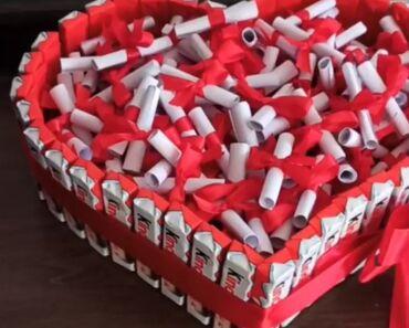 Сладкие коробочки/коробочки с пожеланиями/бьюти-боксы(качественная кос