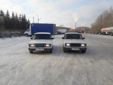 продаю 2машины lada vaz 2107  2004 и 2007год выпуска оба в идеальном с в Бишкек