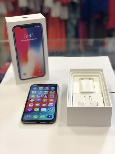 Apple Iphone X 256GB Unlocked in Kathmandu