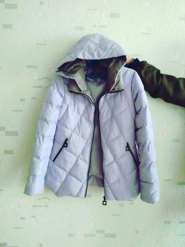 Женская куртка, нежно сиреневого в Бишкек