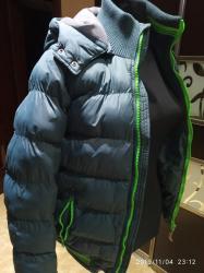 верхняя одежда для мальчиков эрдэнэт в Азербайджан: Куртка для мальчика 12-14 лет . В отличном состоянии. Привозная.Цвет