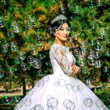 Аренда спецэффектов машина мыльных в Бишкек