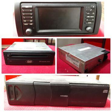 gps навигатор для туризма в Кыргызстан: Аудио Система на BMW e53 x5Монитор (есть маленкое пятнышка на обзор не