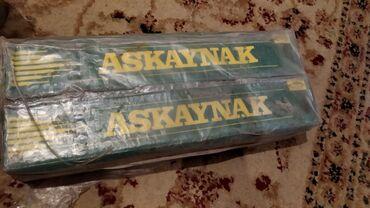 """audi 200 21 quattro - Azərbaycan: Elektrod """"Askaynak"""". Yeni iki qutu, 200 ədəd. İki qutu birlikde 20 azn"""