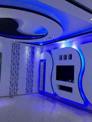 Bakı şəhərində Elektrik ishleri yeni tikilən binalarda mənzillərin elektrik işlərin