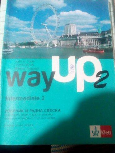 Knjige, časopisi, CD i DVD | Sopot: Engleski jezik za drugu godinu klett