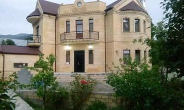 İsmayıllı şəhərində Bu həyət evi İsmayıllı rayonunda Küpüc dagının