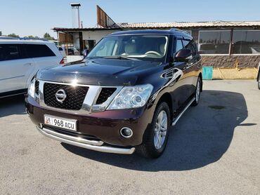 автомобиль nissan note в Кыргызстан: Nissan Patrol 5.6 л. 2010