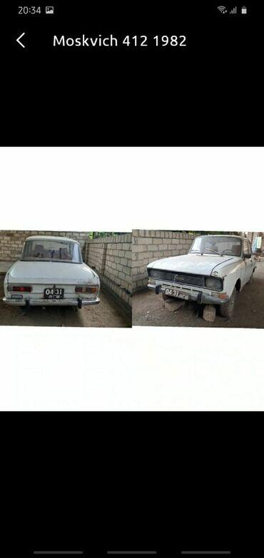 Moskviç 412 1982