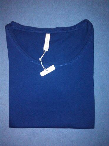 Zenska majica,teget,marka fb new yorker,velicina xs,vrhunski - Nis