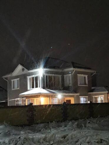 Дома - Кыргызстан: Продается дом 240 кв. м, 6 комнат, Свежий ремонт