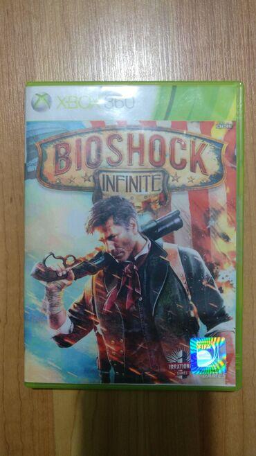 Xbox 360 & Xbox | Srbija: Bioshock Infinite Xbox 360Polovna igra za Xbox 360 koja je testirana i