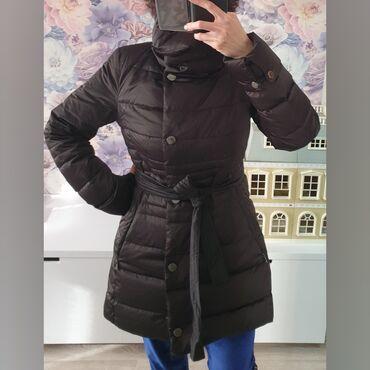 одежда больших размеров бишкек в Кыргызстан: Немецкий натуральный пуховик Baronia. Лёгкий, теплый, очень