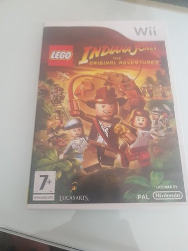 Indiana Jones lego igrica - Kraljevo