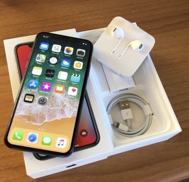 Brand New Apple iPhone X 256GB 64GB  comes with all accessories σε Αθήνα