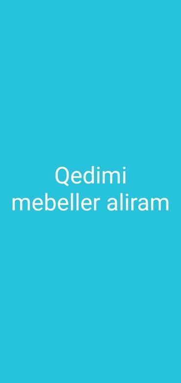 aliram - Azərbaycan: Qedimi mebeller aliram vatsap isleyir