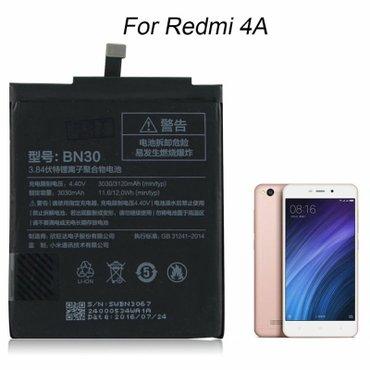 Xiaomi redmi 4a telefonu üçün  - Bakı