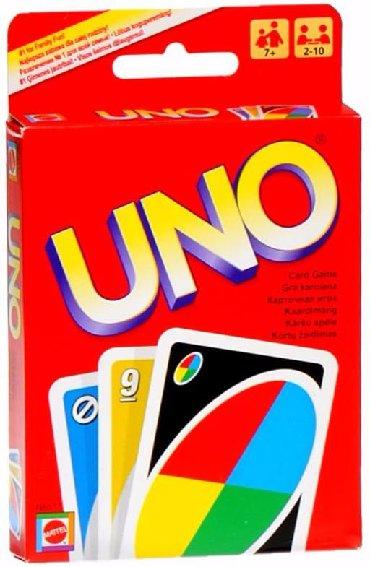 стол находок в Кыргызстан: Это самая настолистая настольная игра - Уно. Все её знают!