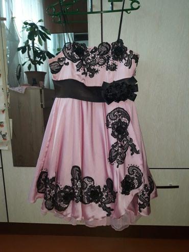 Выпускное пышное платье ручной работы в Бишкек
