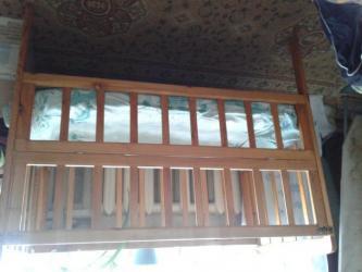 dvuhjarusnaja-krovat-dlja-detej-i в Кыргызстан: Детская кроватка состояние отличное