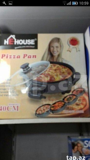 Bakı şəhərində elektrik pizza tavasi