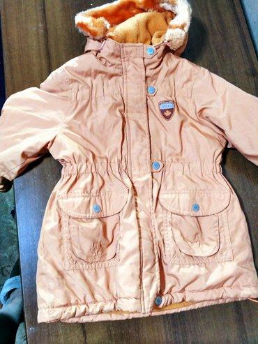 Куртка фирменная, утеплённая, в хор.сост. Можно и на девочку и на маль в Бишкек