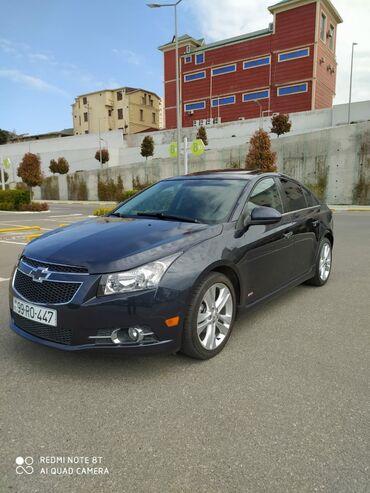 Chevrolet - Azərbaycan: Chevrolet Cruze 1.4 l. 2014 | 94785 km