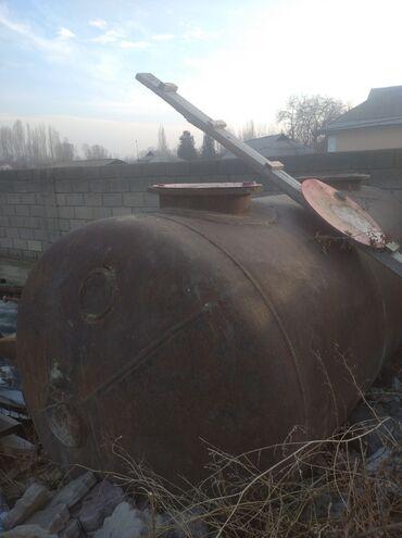 Цистерну 5 куб - Кыргызстан: Продаю толстостенную цистерну 5тн г.Ош