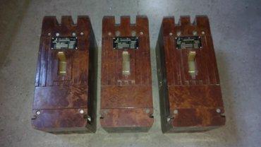 Трехфазные автоматы новые. 380 v    50, 100 а- в Баку