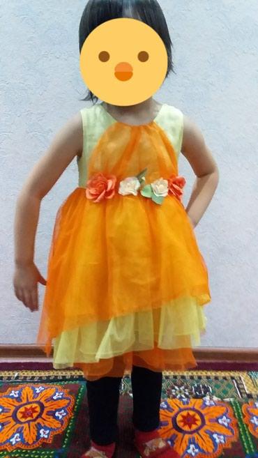 Платье для девочки 2-4года, состояние хорошее в Бишкек