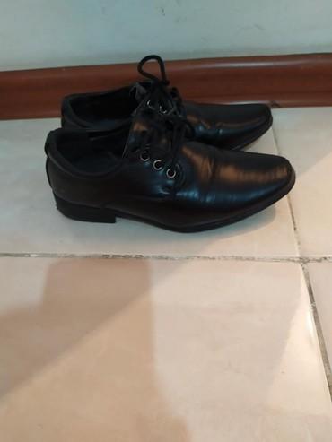 Детская обувь в Кок-Ой: 32_33 размер туфли на мальчика  300 сом
