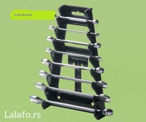 Instrumenti | Stara Pazova: Novi nosaci za okaste i vilaste kljucev
