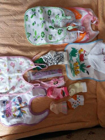 Ostala dečija odeća | Leskovac: Portikle i carapice, trake za kosu