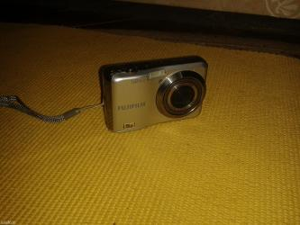 Fotoaparat fujifilm ax200, 12 megapiksela, 5x zoom, memorijska kartica - Nis