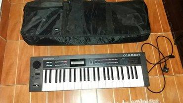 Sport i hobi - Priboj: Roland klavijatura s torbom