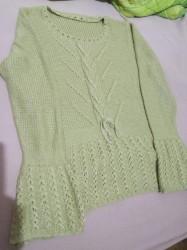 Ženska odeća | Vrbas: Končani džemper u odličnom stanju.Veličina M/L