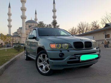диски литые на бмв в Кыргызстан: BMW X5 4.4 л. 2003 | 824549464 км