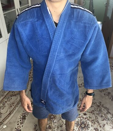 Спортивная форма - Кыргызстан: Дзюдо Адидас Adidas ОригиналБез штанов и пояса .Состояние отличное