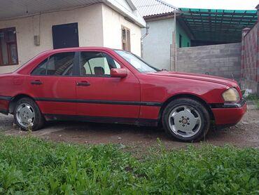 бмв 520 в Кыргызстан: Mercedes-Benz C 180 1.8 л. 1994 | 12345678 км