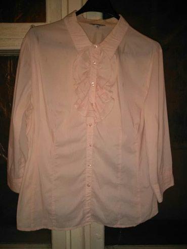 Блуза Sela 50 р , нежно розового цвета в Бишкек