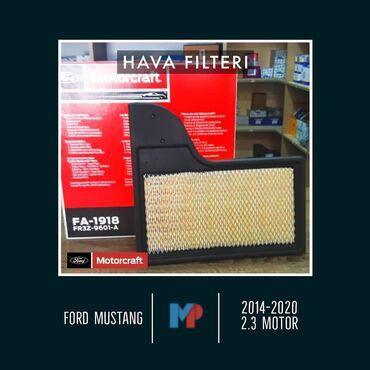mersedes islenmis ehtiyat hisseleri - Azərbaycan: Hava Filteri Ford Mustang ehtiyat hisseleri