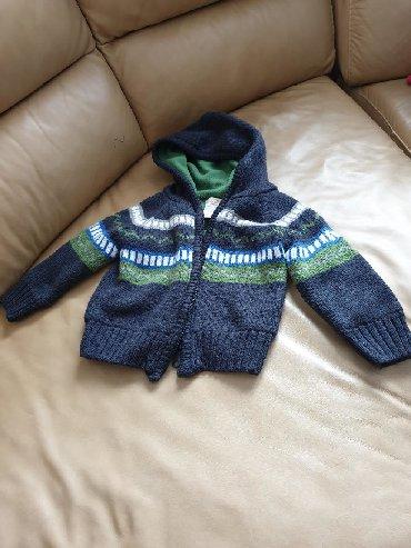 Pletena-jaknica - Srbija: Dzemper-jaknica