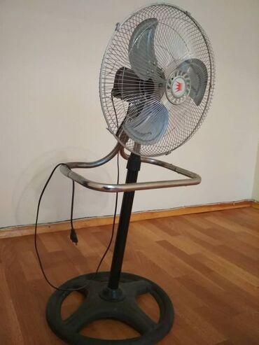 Вентилятор в хорошем состоянии. Готовь вентилятор зимой!