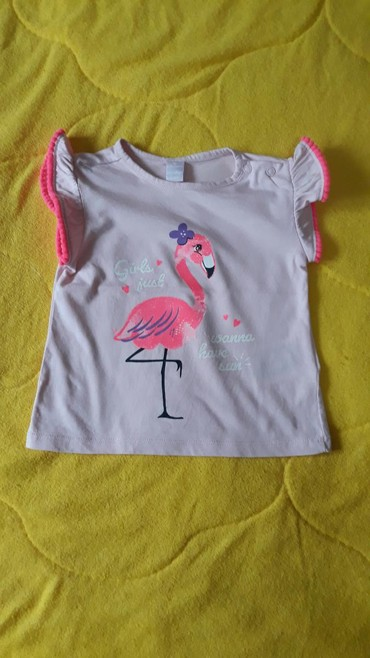 Prelepa majica za devojcicu, velicina 86 - Valjevo