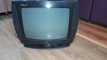 lg flatron ct 21q66kex в Кыргызстан: Телевизор LG в рабочем состоянии